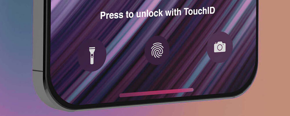 Will iPhone 13 Come with Touch ID