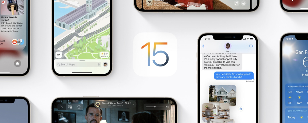 Everything You Need to Know About The iOS 15